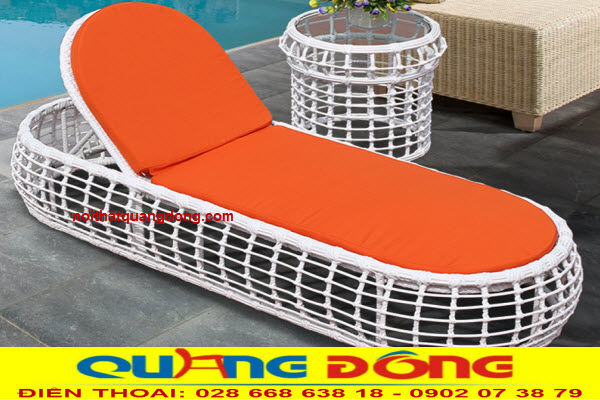 Mẫu ghế nằm hồ bơi cho khách sạn khu resort, sản phẩm chuyên dụng thư giãn tắm nắng trang trí đẹp cho bể bơi
