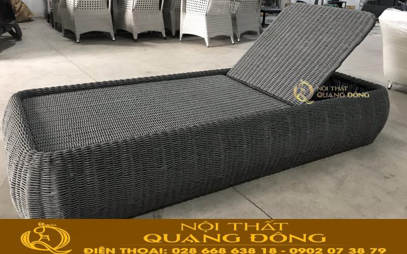 Công ty sản xuất ghế nằm hồ bơi giả mây tại TP.HCM nhận sản xuất theo yêu cầu
