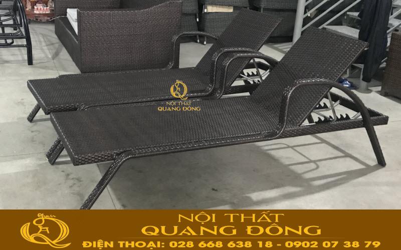 Nội Thất Quang Đông nhà sản xuất cung cấp ghế nằm hồ bơi